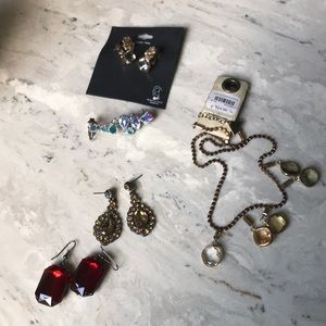 Anthropologie, H&M, & Target Jewelry Lot